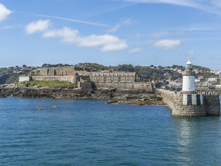 St. Peter Port (Guernsey) (Photo:Kiev.Victor/Shutterstock)
