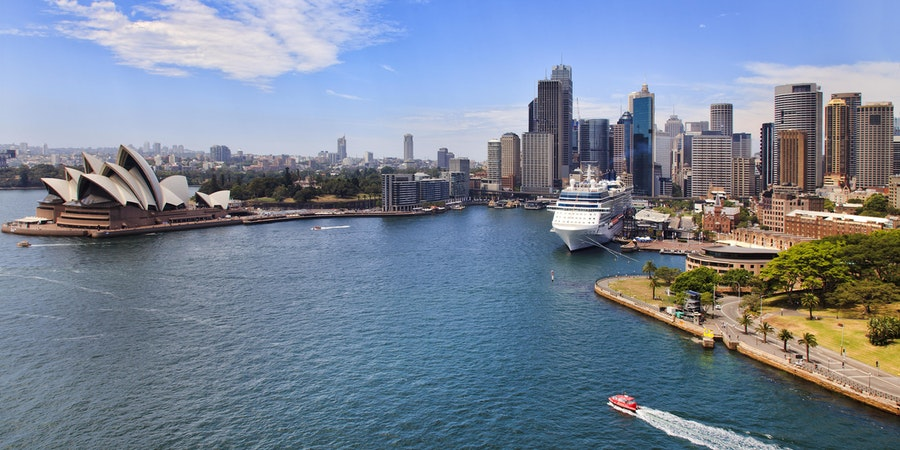 Cruise Lines Further Delay Start of Sailings in Australia, New Zealand