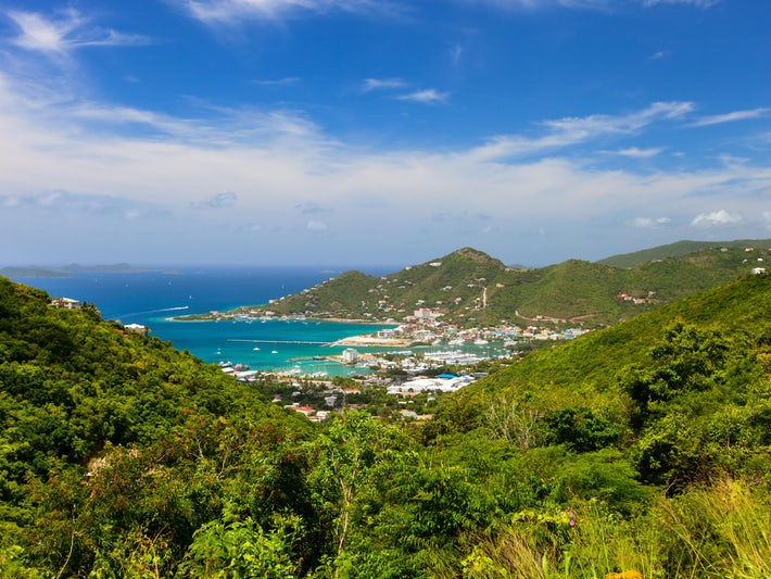 Tortola (Photo:BlueOrange Studio/Shutterstock)