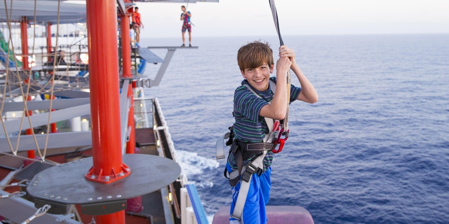 Cruise Lines That Offer Free Cruises for Kids