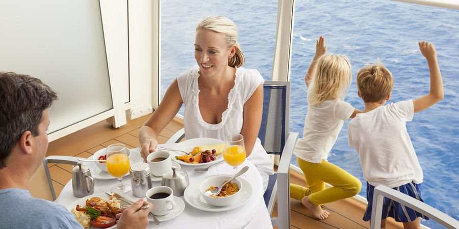 Best Family-Friendly Cruise Ship Cabins