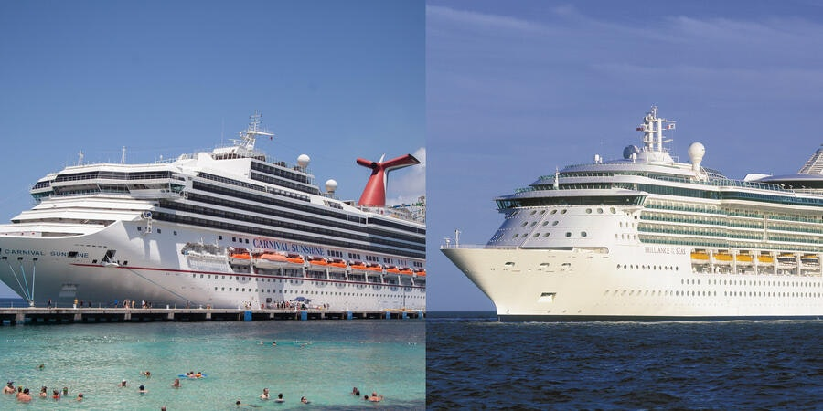 Carnival Cruise Line vs. Royal Caribbean International