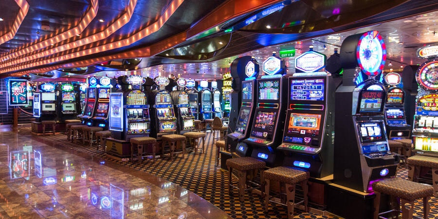 What to Expect on a Cruise: Cruise Ship Casinos