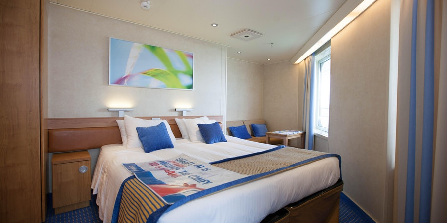 Oustide cabin on Carnival Sunshine (Photo: Cruise Critic)