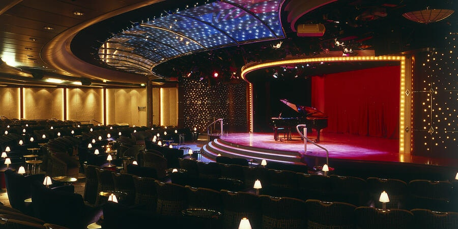 Crystal Serenity Activity/Entertainment