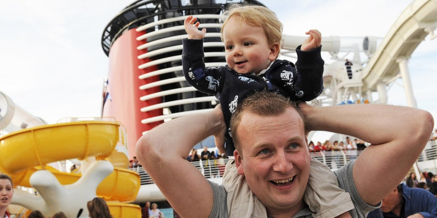 Cruising with a Baby: What to Expect on a Cruise