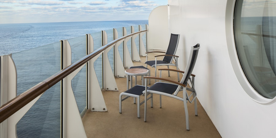 10 Things Not to Do on a Cruise Ship Balcony