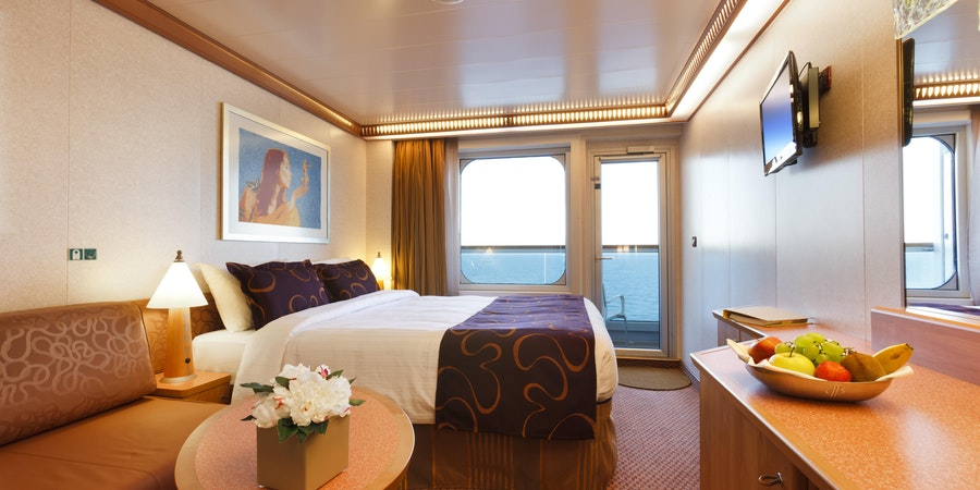 Costa Fascinosa Balcony Cabin (Photo: Costa Cruises)