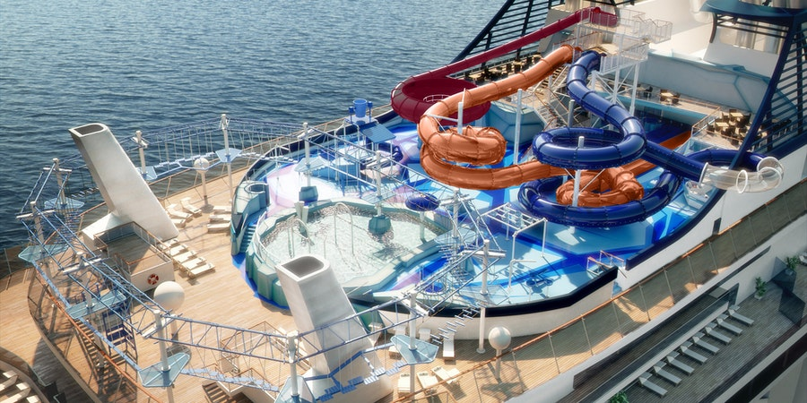 MSC Meraviglia Activity/Entertainment