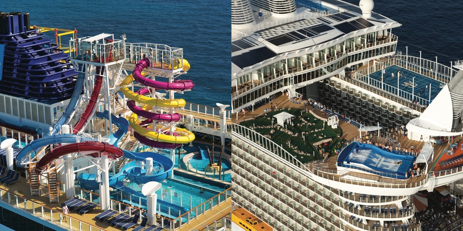 Norwegian Cruise Line vs. Royal Caribbean International