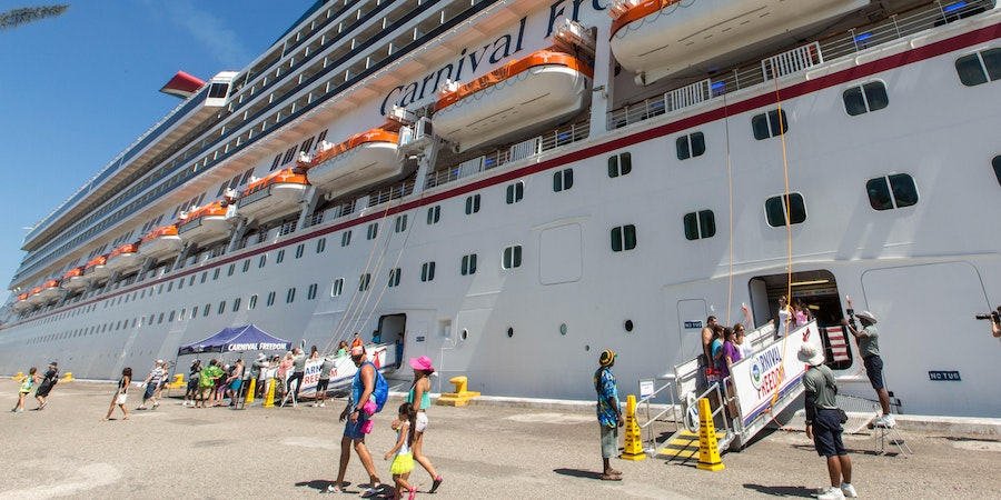 What to Expect on a Cruise: Boarding a Cruise Ship