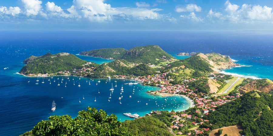 Iles des Saintes (Photo: Robert Bleecher/Shutterstock.com)