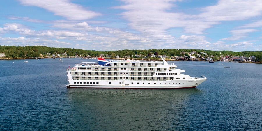 American Cruise Lines' American Constellation (Photo: American Cruise Lines)