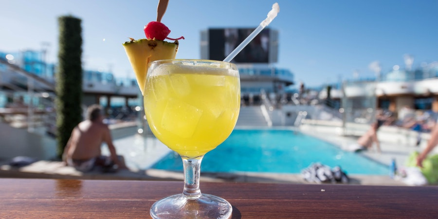 Consider you vacation habits when getting a drinks package (Photo: Cruise Critic)