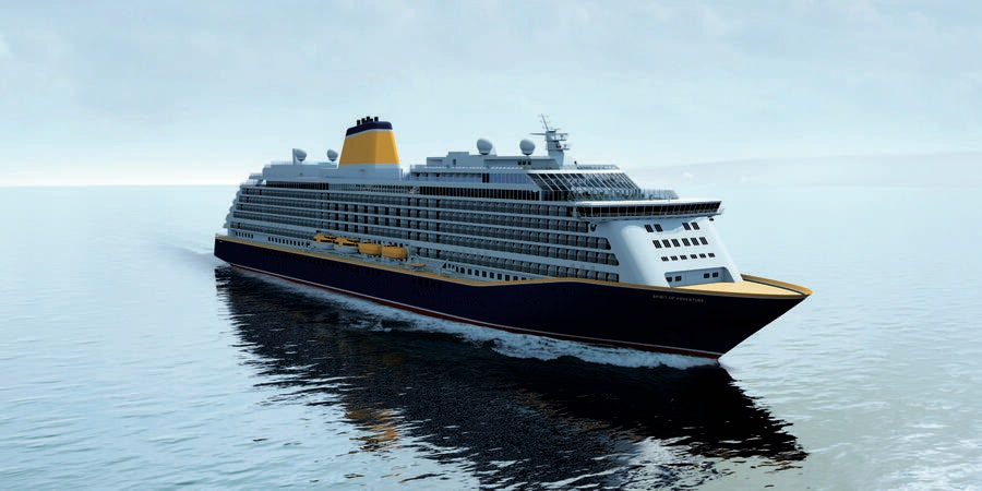 Launch of Saga's New Cruise Ship Spirit of Adventure Delayed Until 2021