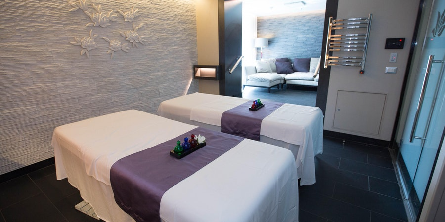 Lotus Spa on Regal Princess