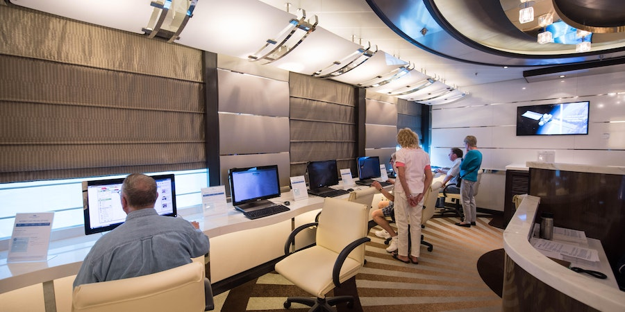 What to Expect on a Cruise: Internet Onboard