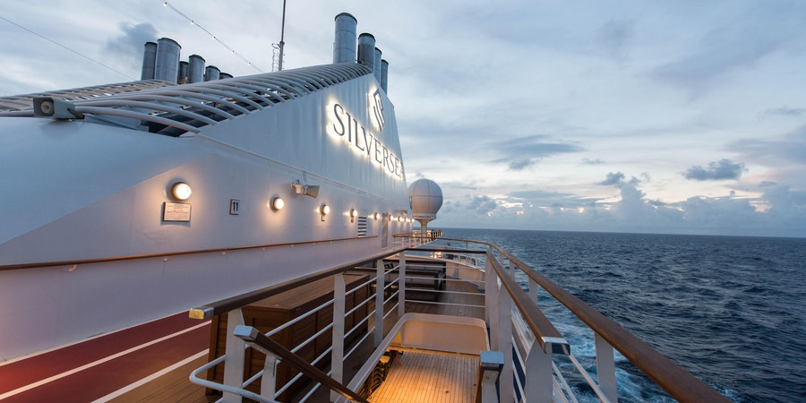 Why Silversea Is the Luxury Cruise Line for You