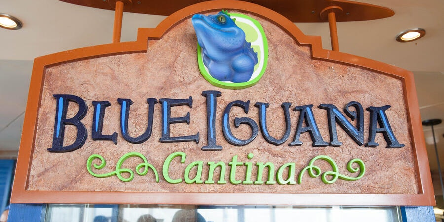 BlueIguana Cantina on Carnival Cruise Line (Plus Menu)