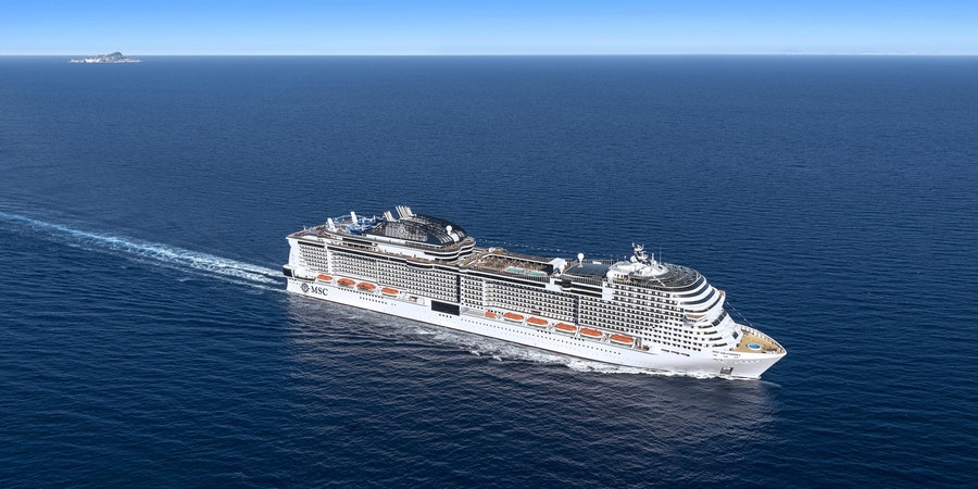 MSC Grandiosa (Photo: MSC Cruises)