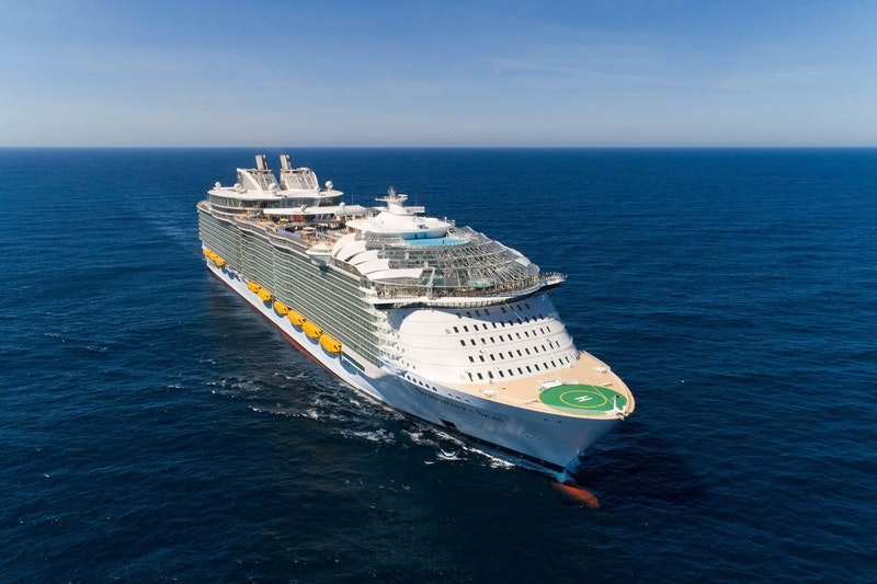 Symphony Of The Seas Cruise Ship Review Photos Departure Ports On Cruise Critic