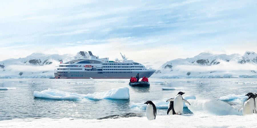 It's Crucial That Expedition Cruise Ships Respect the Environment. Here's Why.