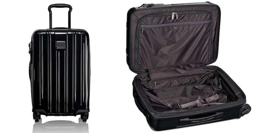 TUMI V3 International 22-Inch Hard-Sided Spinner (Photo: Amazon)