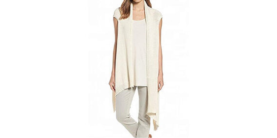 Eileen Fisher Sleeveless Vest (Photo: Amazon)