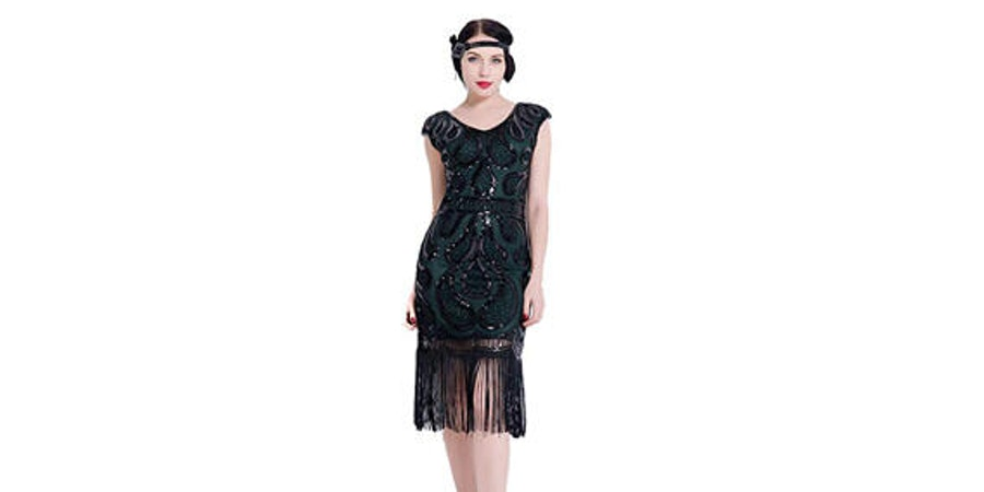 Flapper Costume (Photo: Amazon)