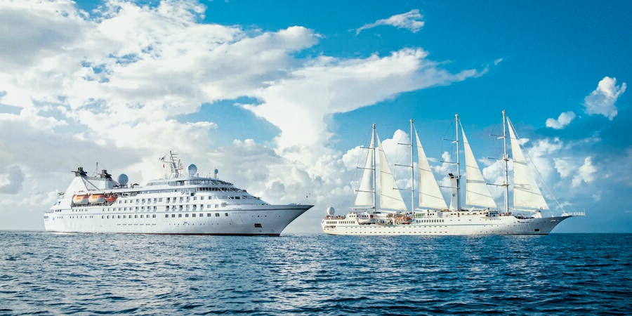 Windstar host sailing and yacht cruises (Photo: Windstar Cruises)
