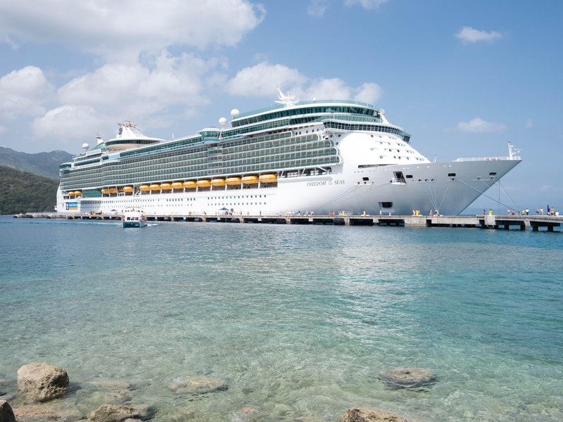 Royal Caribbean Runs First Test Cruise From Miami On Freedom of the Seas