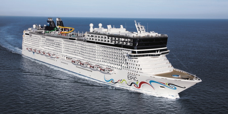 Norwegian Epic TA Listings Page Image