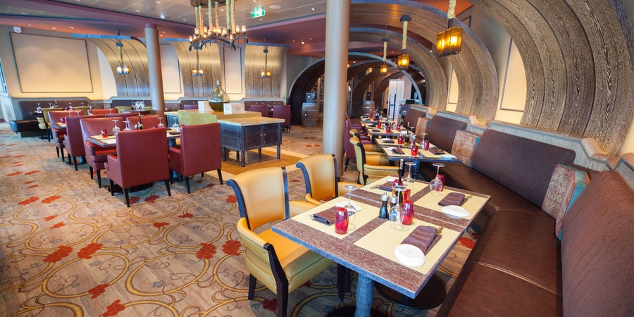 Tuscan Grille on Celebrity Reflection (Photo: Cruise Critic)