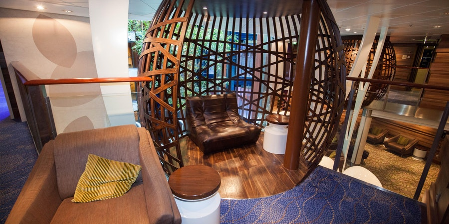 The Hideaway on Celebrity Reflection (Photo: Cruise Critic)