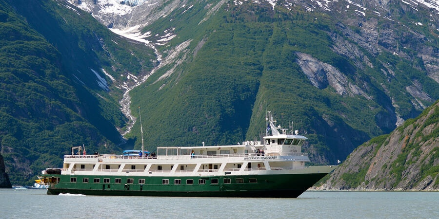 Wilderness Discoverer (Photo: UnCruise)Image