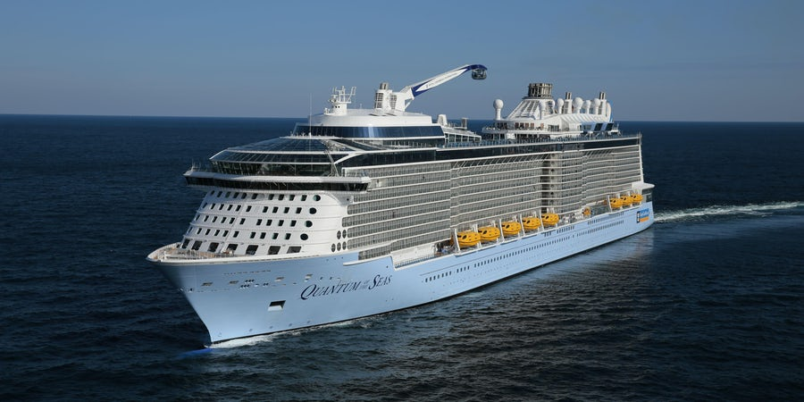 Royal Caribbean's Quantum of the Seas to Debut in Pacific Northwest in 2021