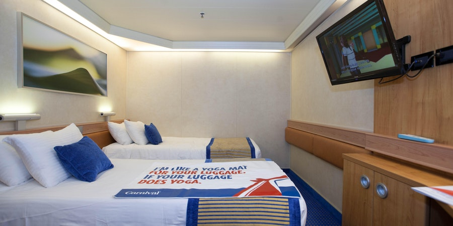 8 Best Cruise Ship Inside Cabins ... and 3 to Avoid