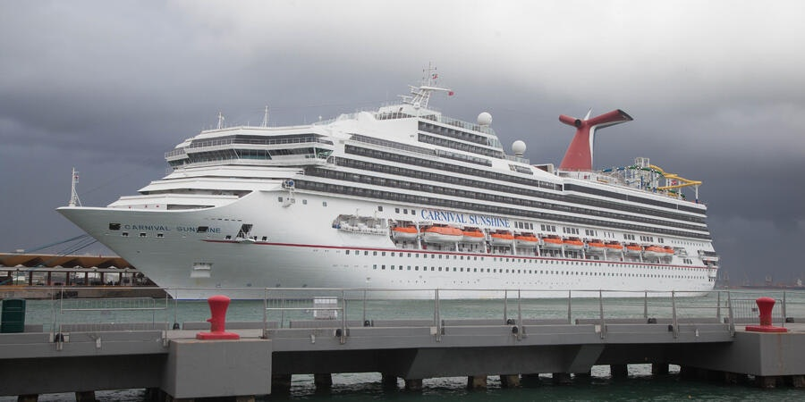 What Happens to Cruise Ships During the Pandemic's Hurricane Season?