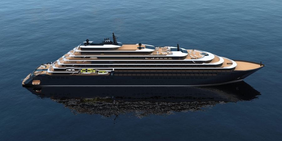 Evrima (Image: Ritz-Carlton Yacht Collection)