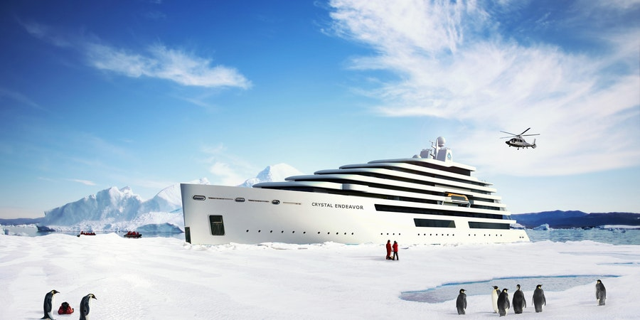 New Luxury and Expedition Ships Coming in 2020