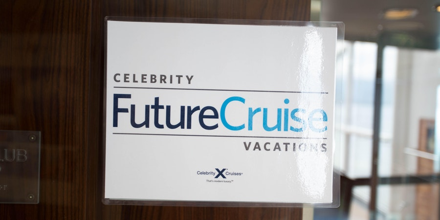 Future Cruise Sales on Celebrity Solstice