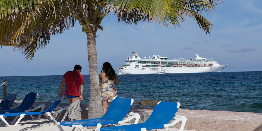 Enchantment of the Seas at CocoCay (Photo: Cruise Critic)