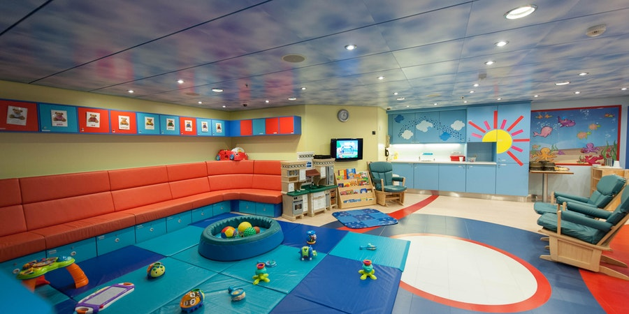 Royal Babies and Tots Nursery on Allure of the Seas (Photo: Cruise Critic)