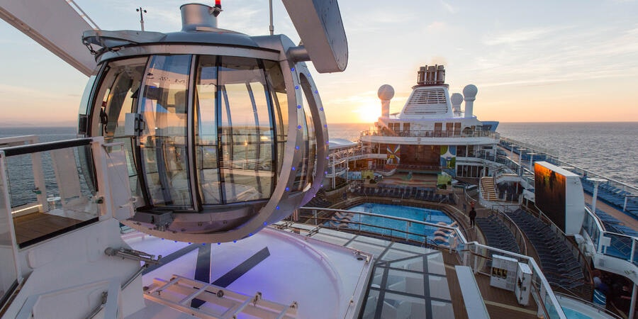 Best Cruise Ship Amenities