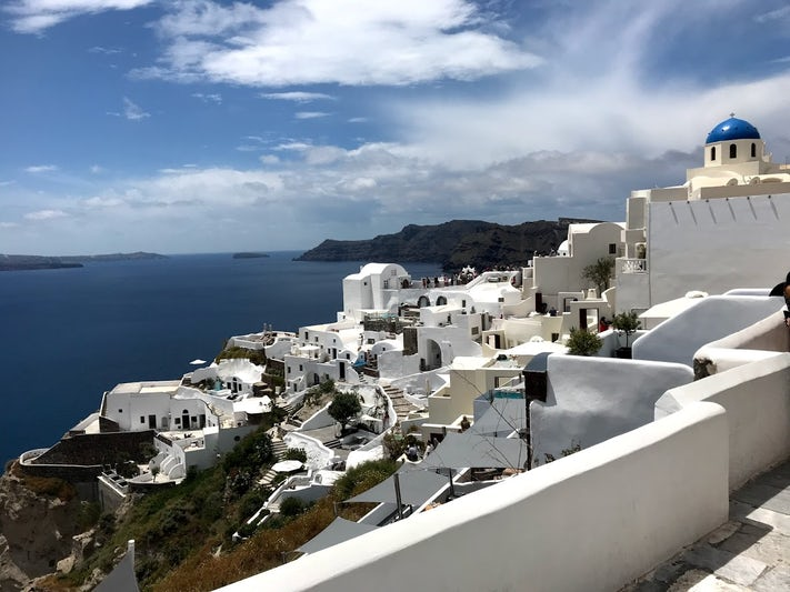 Santorini- Truely beautiful!!