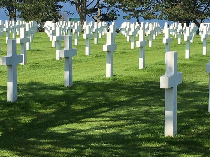 The American Cemetery